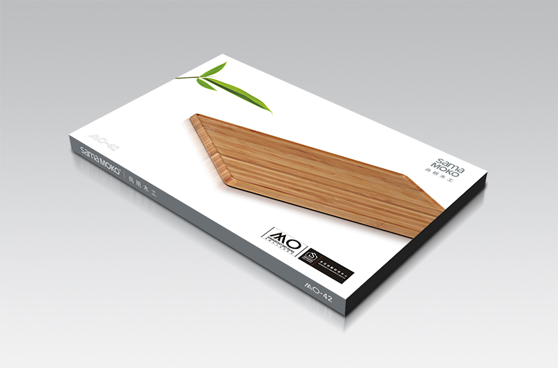 Verpakking Bamboo Dienblad